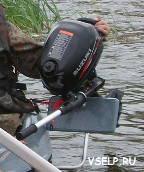 удлинитель румпеля для лодочного мотора купить в москве