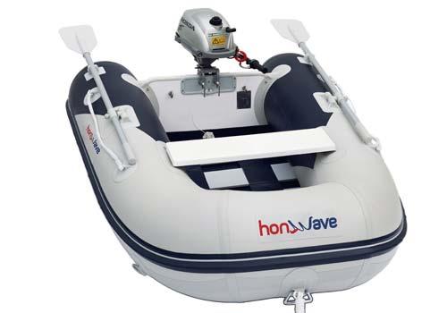 Лодки надувные honda honwave