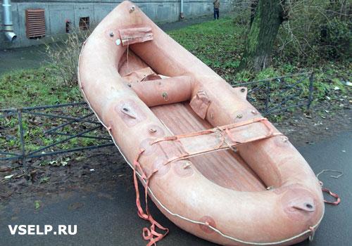 лодка пвх лас 22сш