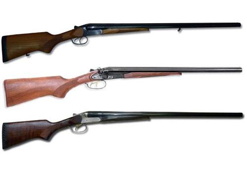 Охотничьи ружья курковые