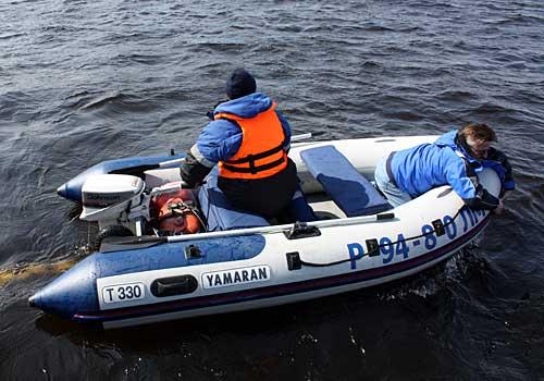 Регистрация лодки петербург