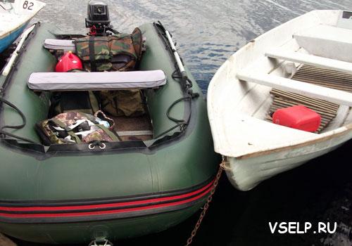 какую взять надувную лодку лучше