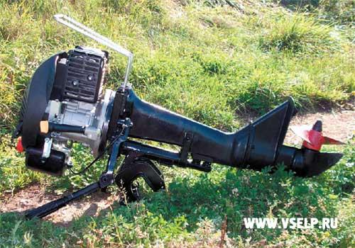 Подвесной лодочный мотор Катран