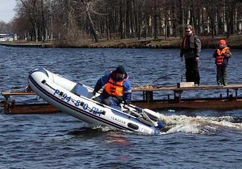 техосмотр лодка петербург