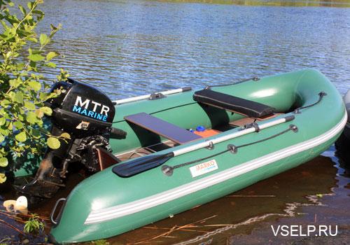 лодка барракуда 320 к