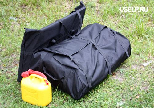 сумка конверт для надувной лодки