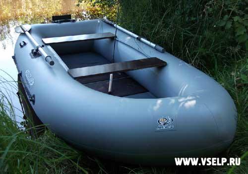 моторная лодка бирюса