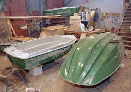 Пластиковые лодки своими руками