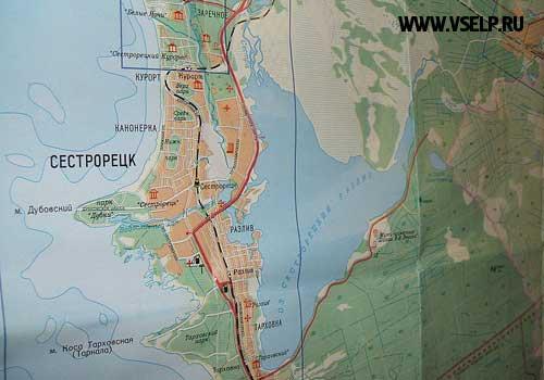 рыболовные магазины в сестрорецке карта