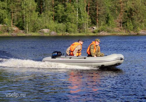 какие надувные лодки регистрируются в гимс