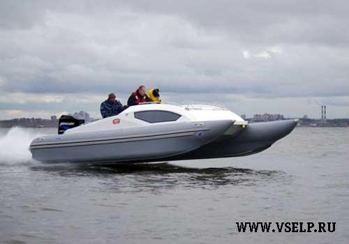 ротан 850 лодки