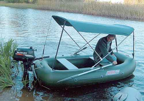тюнинг моторных надувных лодок фото