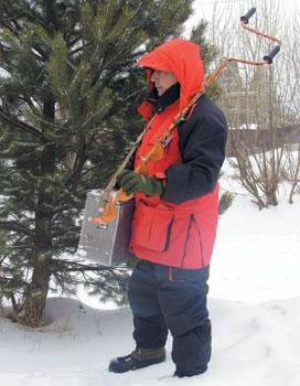Зимние Рыболовные Костюмы Alaskan Japan