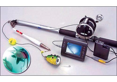 Подводная видеокамера для рыбалки своими руками фото
