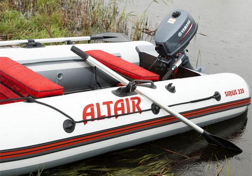 Лодка альтаир stringer