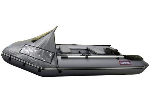 лодка хантер комфорт