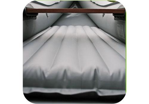 гребная надувная лодка из пвх тузик-2