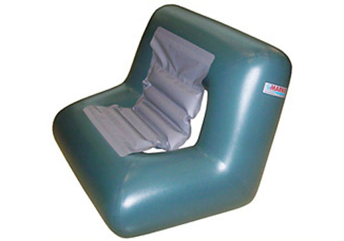 кресло надувное стандарт в лодку пвх