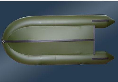 изготовление киля для надувных лодок