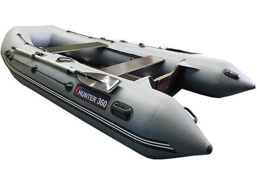лодки хантер во владивостоке