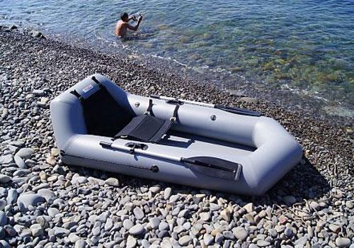 зверобойная лодка